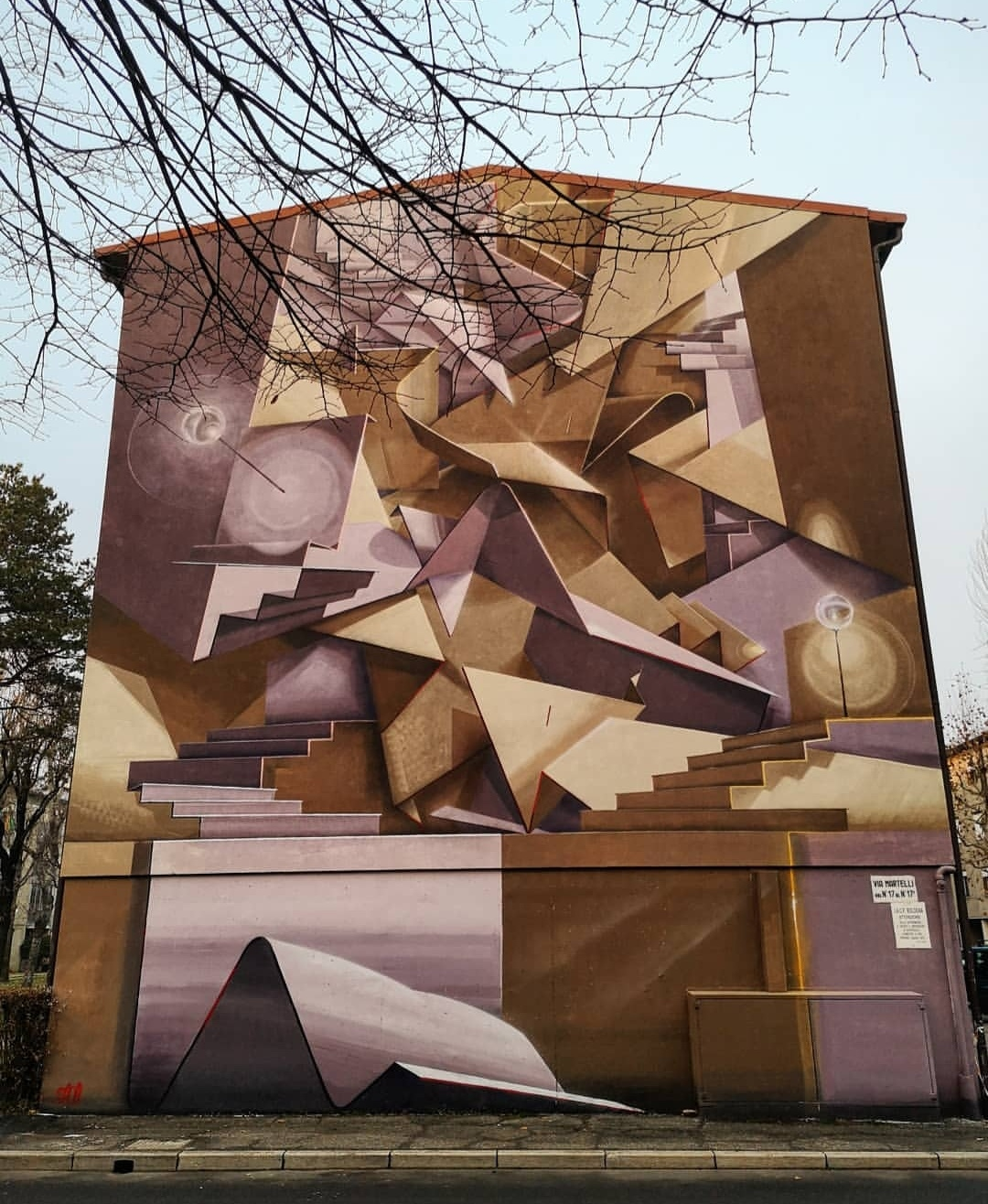 06.2018 #fullcolor - Dado I BLOCK THE WALL (7°ed) – Bologna