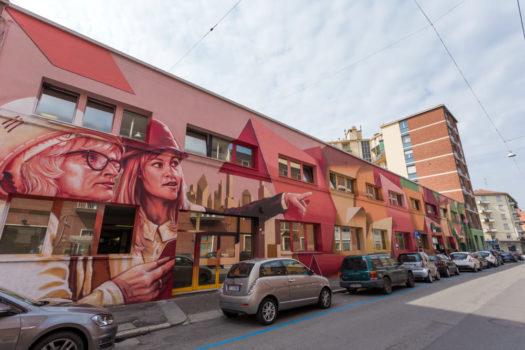 09.2018 #fullcolor - Dado & Mambo I Sede CISL – Bologna