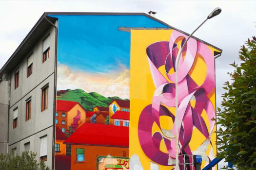 05.2016 #fullcolor - Dado I BLOCK THE WALL (5°ed) – Bologna