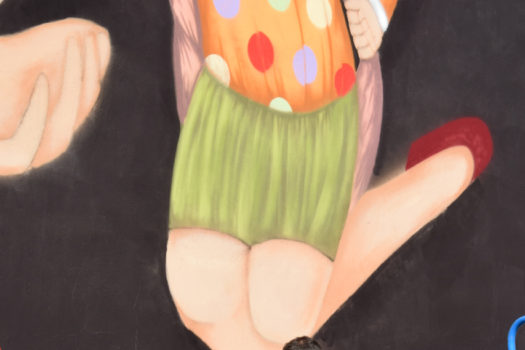 05.2017 #fullcolor - Tony Gallo I IDOLOVE (2°ed) – Dolo I VE